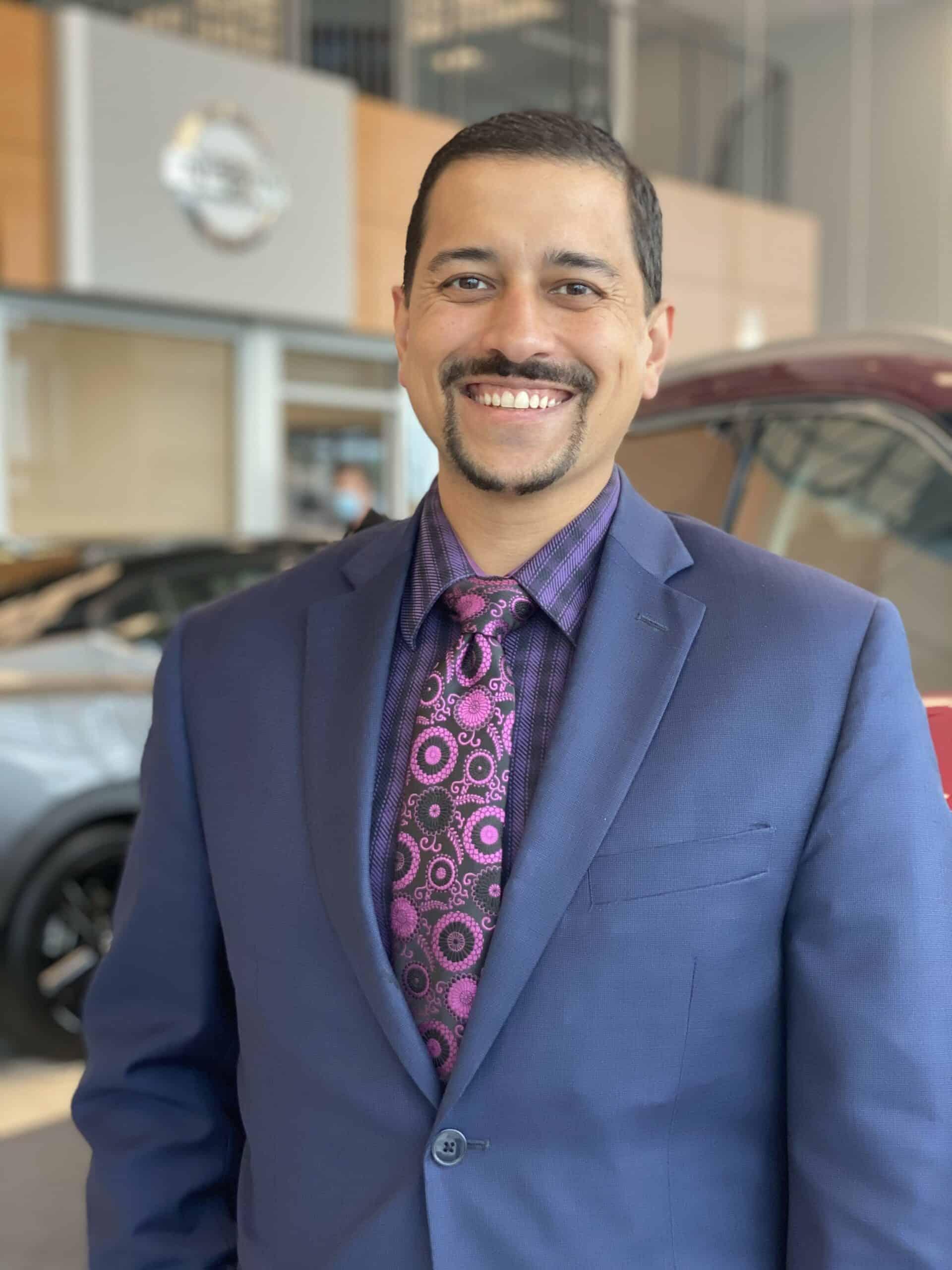 Clyde Monisse : General Sales Manager