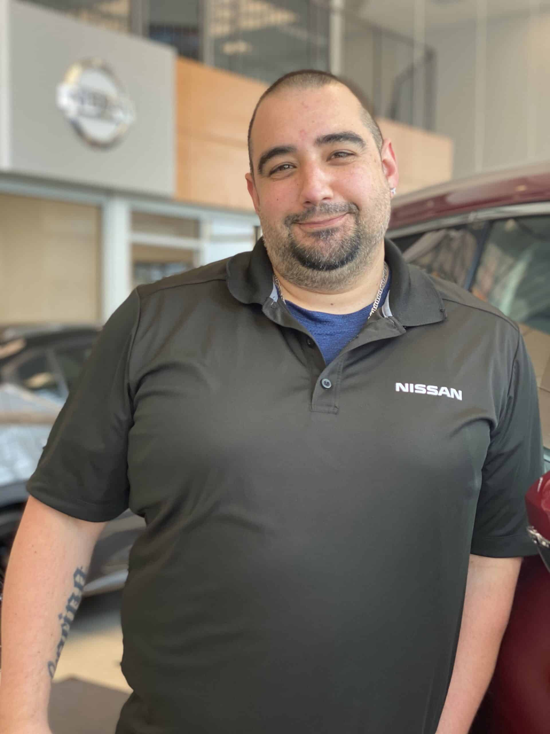 Larry Pereira : Parts Manager